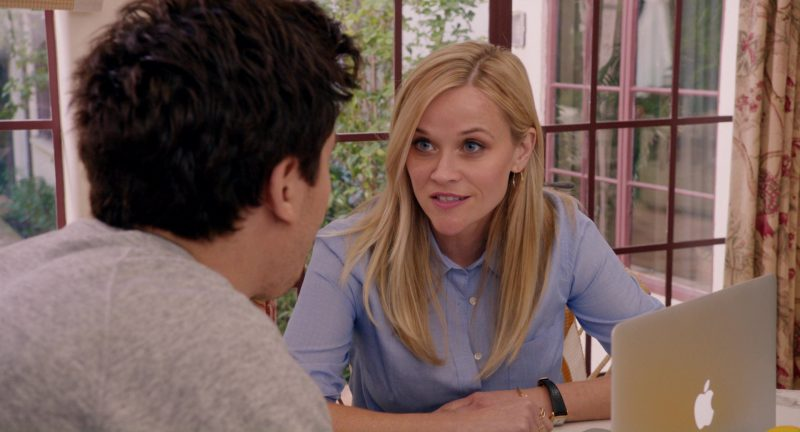 Apple MacBook Laptop Used by Reese Witherspoon in Home Again (2017) - Movie Product Placement
