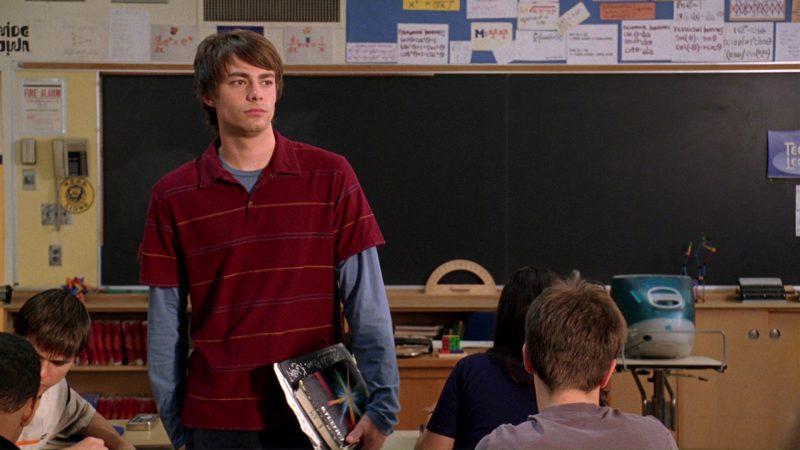 Apple iMac Computers in Mean Girls (2004) Movie