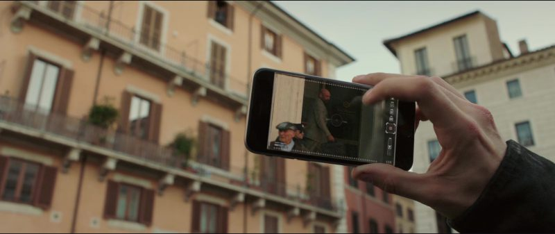 Apple iPhone Smartphone Used by Dylan O'Brien in American Assassin (2017) Movie Product Placement