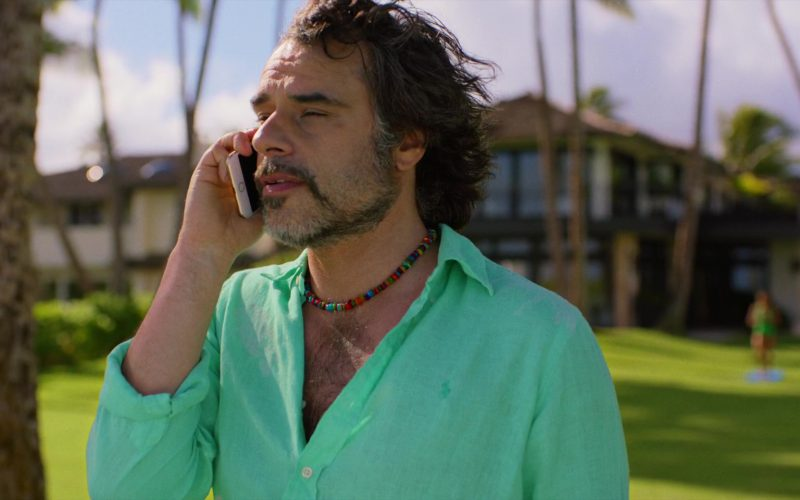 Apple iPhone Used by Jemaine Clement in Brad's Status (1)