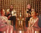 Armand de Brignac Brut Gold Champagne in Tip Toe by Jason Derulo ft. French Montana (3)