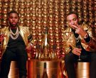 Armand de Brignac Brut Gold Champagne in Tip Toe by Jason Derulo ft. French Montana (8)