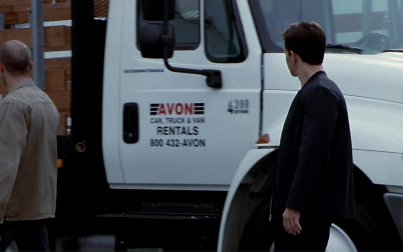 Avon Truck Rental in The Italian Job (1)