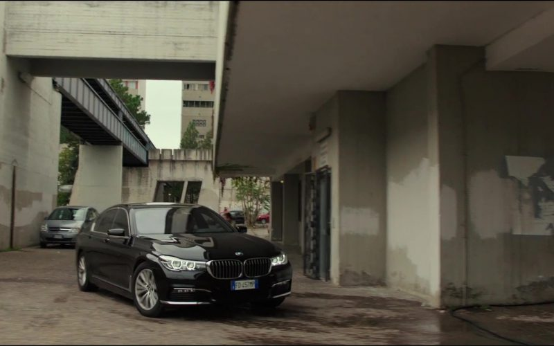 BMW 7 Series Car in American Assassin (1)