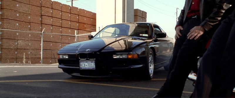 BMW 840Ci [E31] Car Used by Jason Statham in The Italian Job (2003) Movie Product Placement
