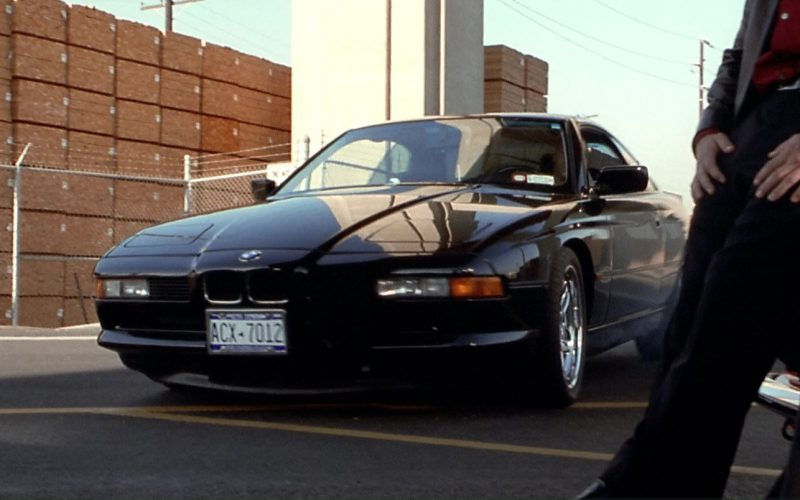 BMW 840Ci [E31] Used by Jason Statham in The Italian Job (1)