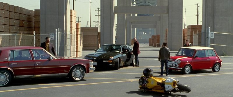 BMW 840Ci [E31] Car Used by Jason Statham in The Italian Job (2003) - Movie Product Placement