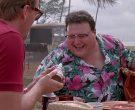 Barbasol Shaving Cream in Jurassic Park (2)
