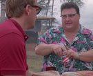 Barbasol Shaving Cream in Jurassic Park (6)