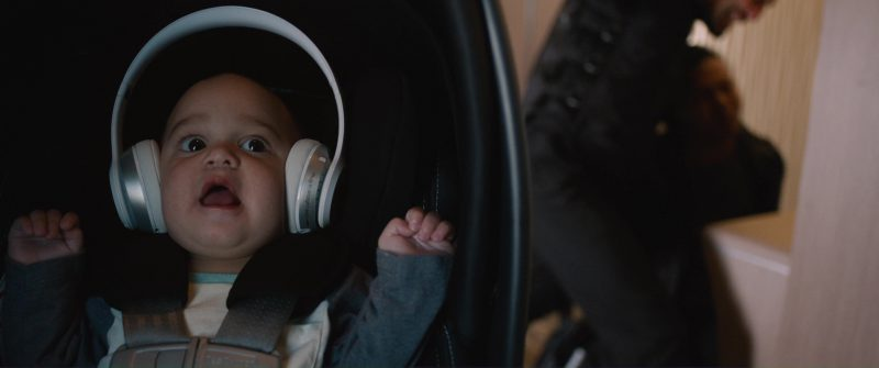 Beats Headphones in The Fate of the Furious (2017) Movie Product Placement