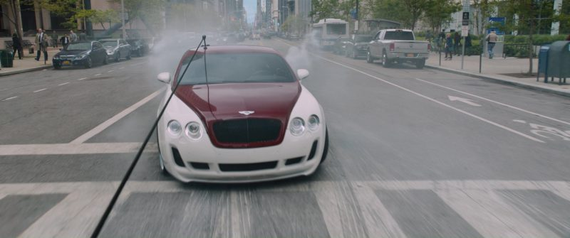 Bentley Continental GT in The Fate of the Furious (2017) Movie Product Placement