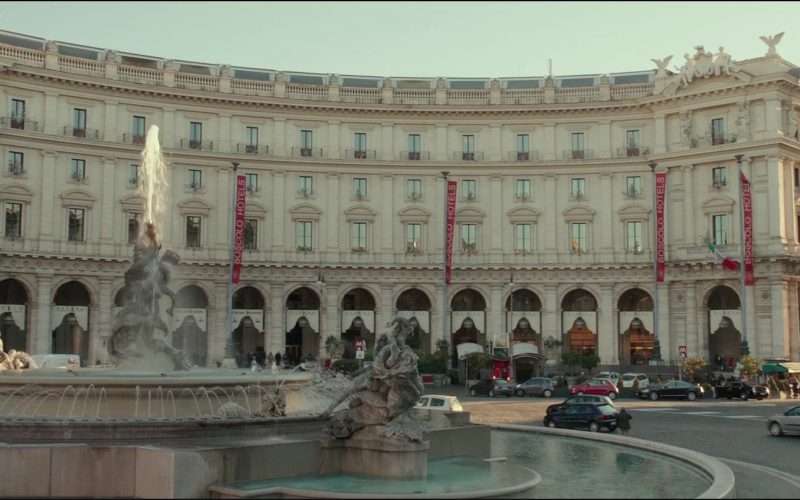 Boscolo Hotel in American Assassin (1)