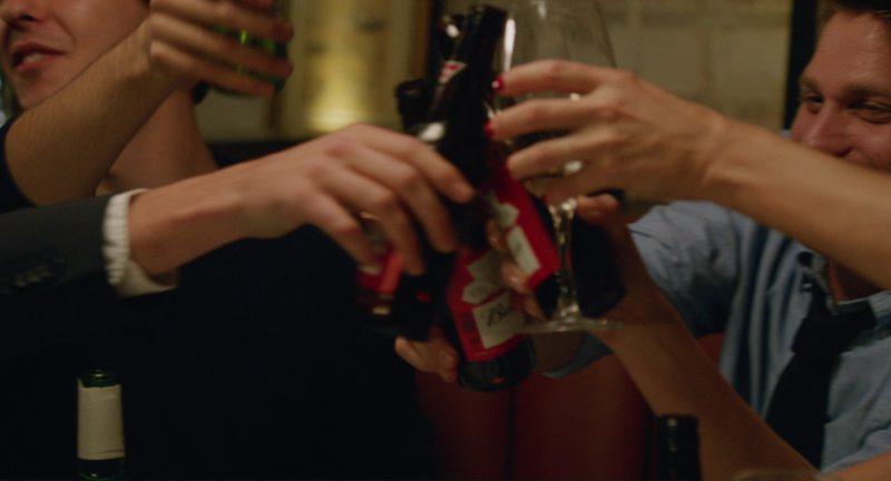 Budweiser Beer in Home Again (2017) Movie