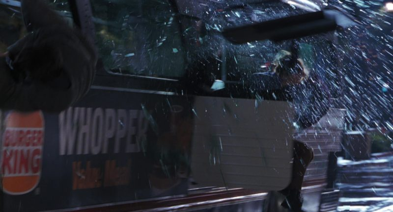 Burger King Whopper Value Meal in The Lost World: Jurassic Park (1997) - Movie Product Placement