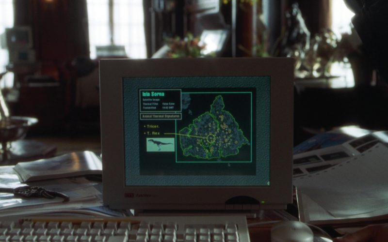 CTX Monitors in The Lost World Jurassic Park (1)