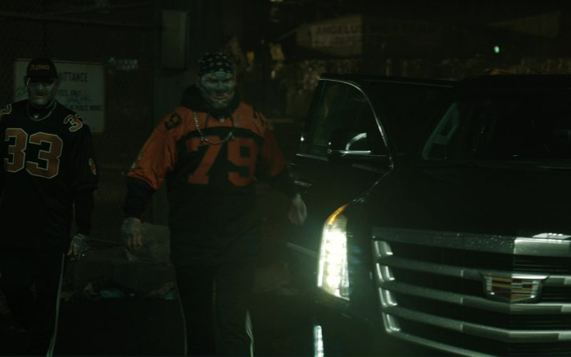 Cadillac Escalade Cars Used by Orks in Bright (2)