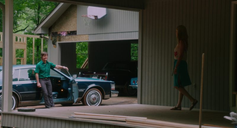 Cadillac Seville Car Used by Tom Cruise in American Made (2017) Movie Product Placement