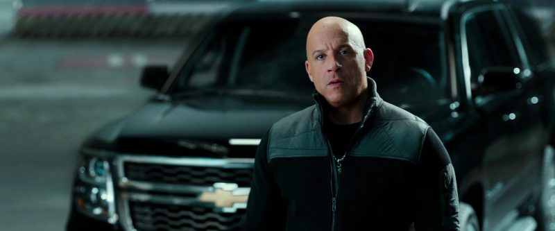 Chevrolet Suburban Black Cars in xXx: Return of Xander Cage (2017) - Movie Product Placement