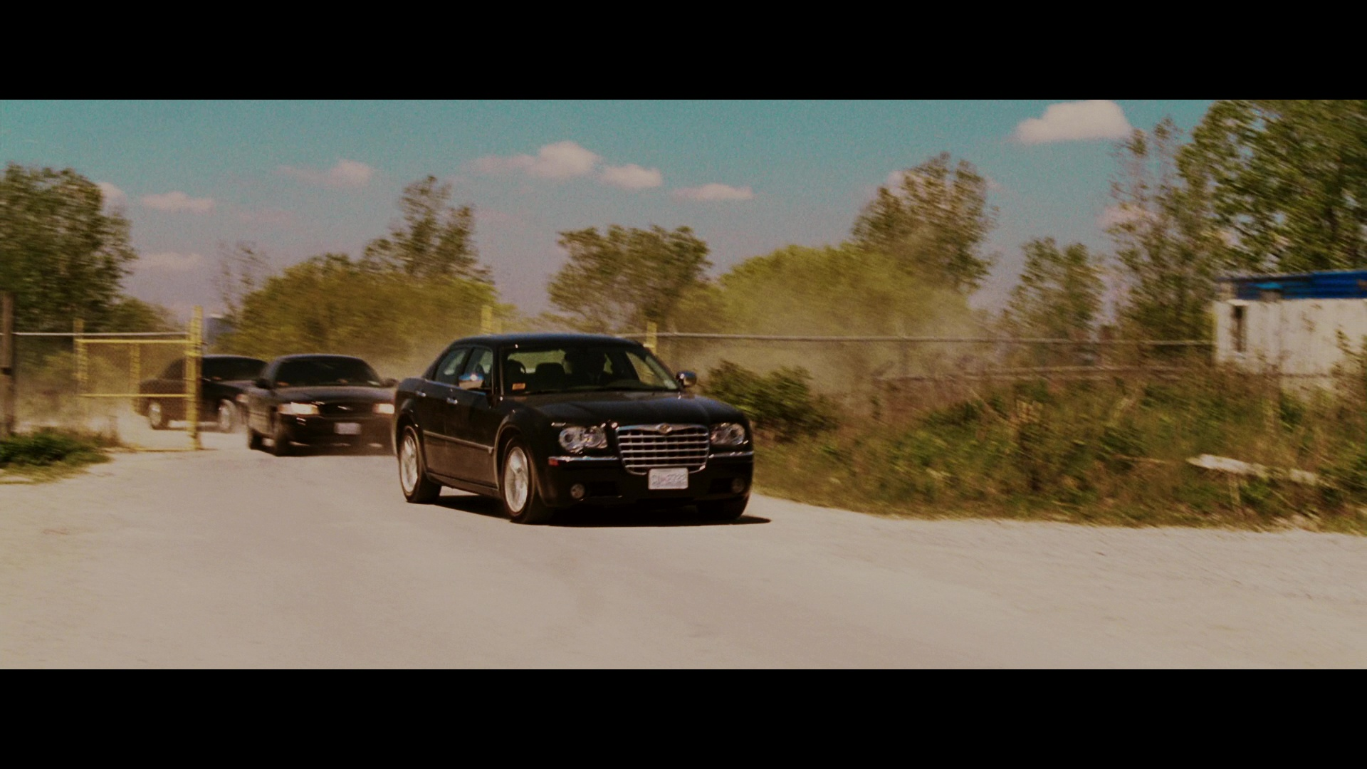 Used Cars Red Deer >> Chrysler 300 Car Used by Kiefer Sutherland and Eva Longoria in The Sentinel (2006) Movie