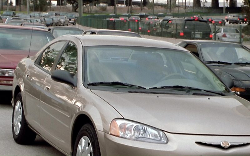 Chrysler Sebring Car Used by Jason Statham in The Italian Job (1)