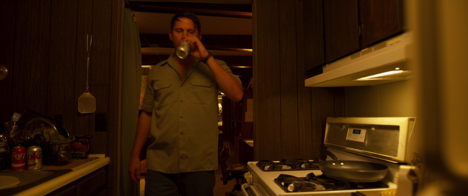 Coca Cola And Diet Coke In Logan Lucky 2017 Movie