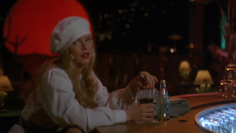 Coca-Cola and Kim Basinger in The Marrying Man (1991) - Movie Product Placement