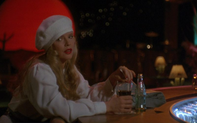 Coca-Cola and Kim Basinger in The Marrying Man (1)