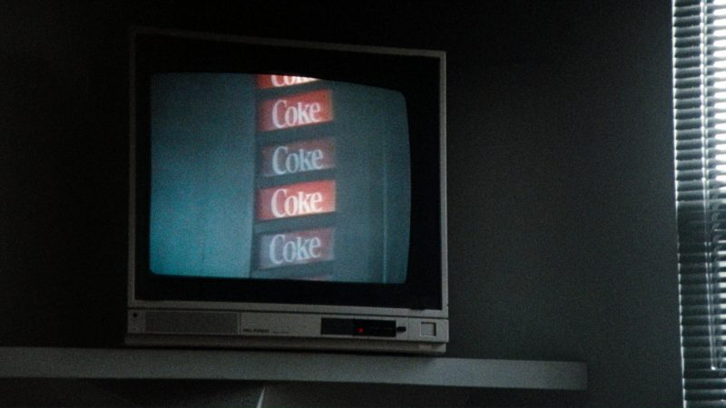 Coke in 9 1/2 Weeks (1986) Movie Product Placement