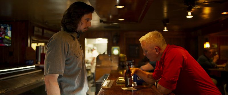 Coors Beer Drunk by Daniel Craig in Logan Lucky (2017) Movie Product Placement