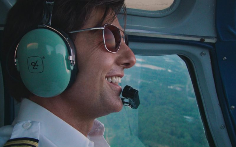 David Clark Headsets Used by Tom Cruise in American Made (1)