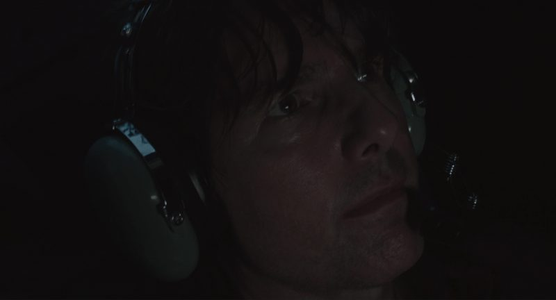 David Clark Headsets Used by Tom Cruise in American Made (2017) Movie Product Placement
