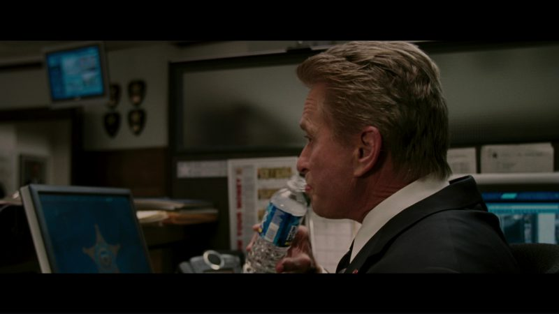 Deer Park Spring Water in The Sentinel (2006) Movie Product Placement