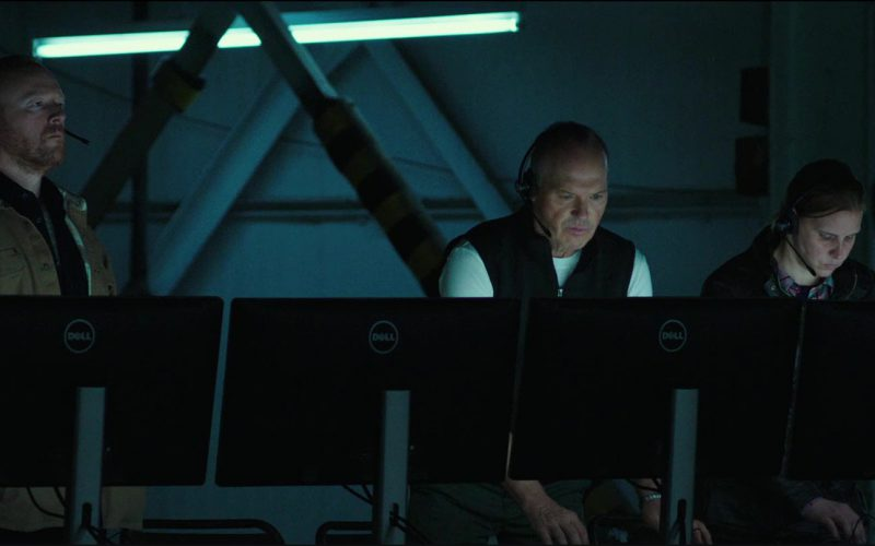 Dell Monitors in American Assassin (7)