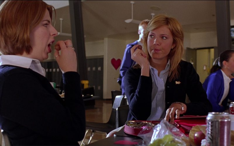 Diet Coke Drunk by Mandy Moore and Heather Matarazzo in Saved
