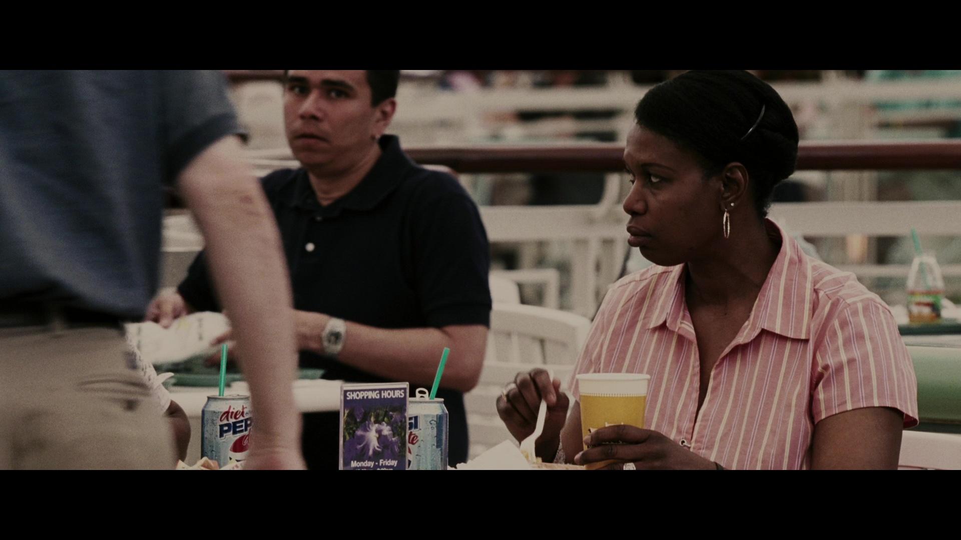 diet pepsi in the sentinel 2006 movie
