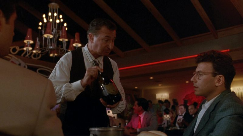 Dom Pérignon Champagne in The Marrying Man (1991) Movie Product Placement