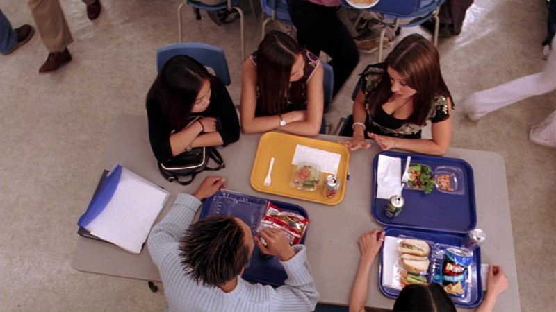 Doritos Chips in Mean Girls (2004) Movie Product Placement
