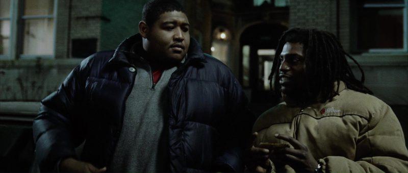 Ecko Function Jacket Worn by Mekhi Phifer in 8 Mile (2002) - Movie Product Placement
