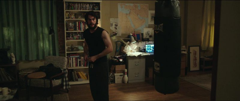 Everlast Punching Bag Used by Dylan O'Brien in American Assassin (2017) - Movie Product Placement