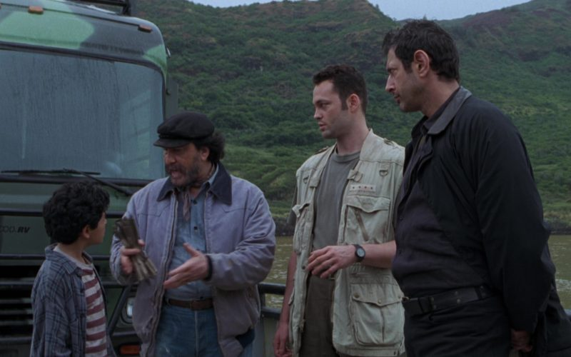 Fleetwood RV Southwind Storm Motorhome (Bus) in The Lost World Jurassic Park (1)