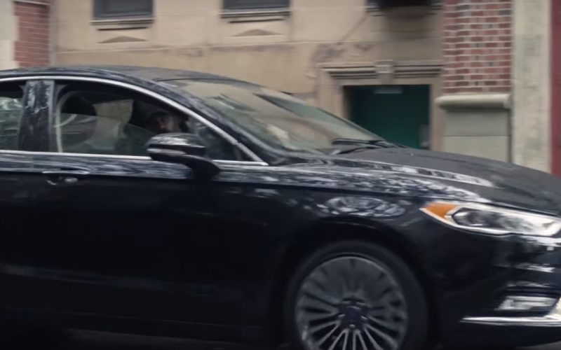 Ford Car (Blue) in You Were Never Really Here (1)