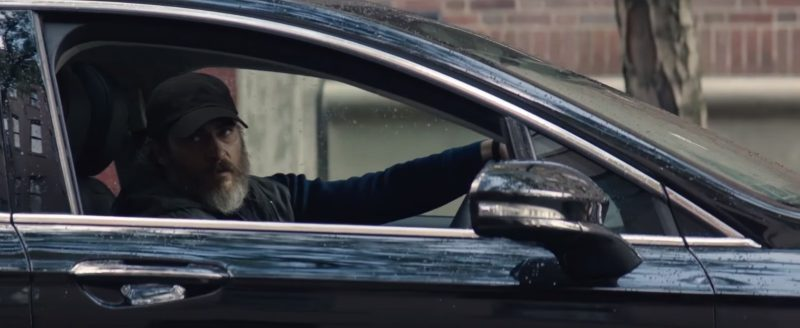 Ford Car (Blue) in You Were Never Really Here (2017) Movie Product Placement
