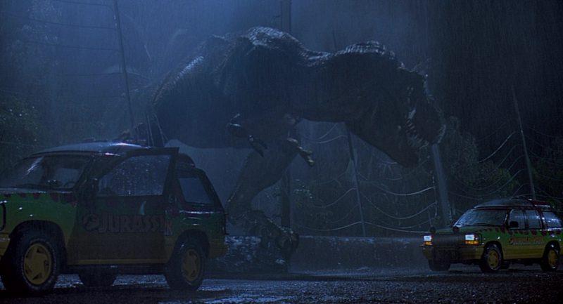 Black Ford Explorer >> Ford Explorer Cars in Jurassic Park (1993) Movie