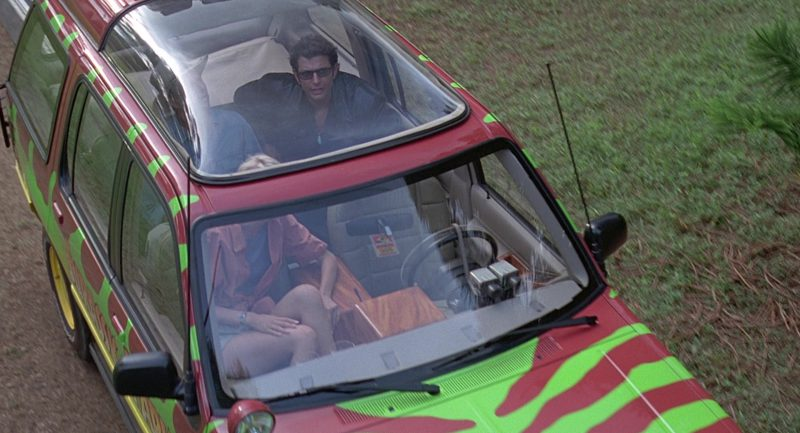 New Ford Explorer >> Ford Explorer Cars in Jurassic Park (1993) Movie