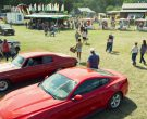 Ford Mustang (Red) Car Used by David Denman in Logan Lucky (4)