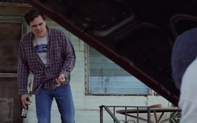 Ford T-Shirt Worn by Michael Shannon in 8 Mile (1)