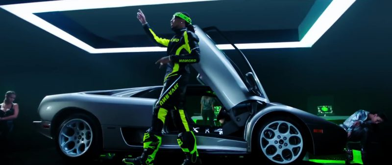Fox Racing Motorcycle Boots in MotorSport by Migos, Nicki Minaj, Cardi B (2017) - Official Music Video Product Placement
