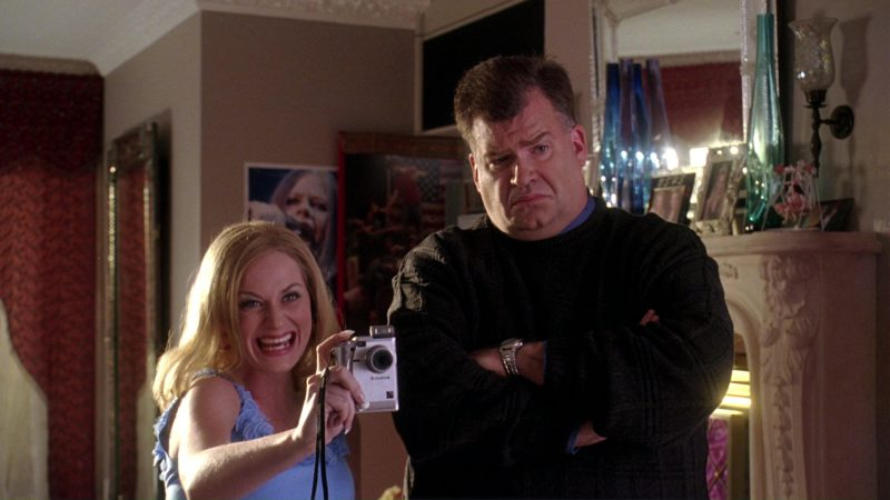 Fujifilm Photo Camera Used by Amy Poehler in Mean Girls (2004) - Movie Product Placement