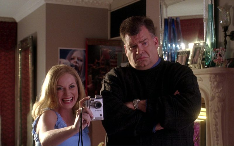 Fujifilm Photo Camera Used by Amy Poehler in Mean Girls (1)