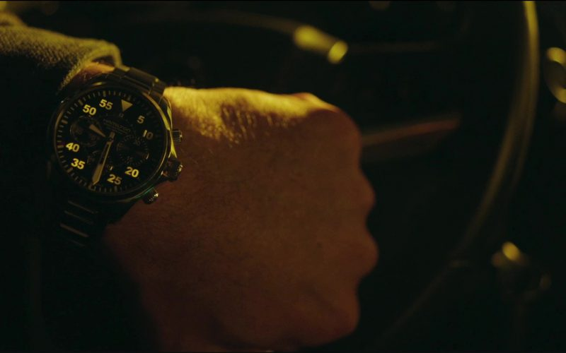 Hamilton Khaki Aviation Pilot Watch Worn by Michael Keaton in American Assassin (1)